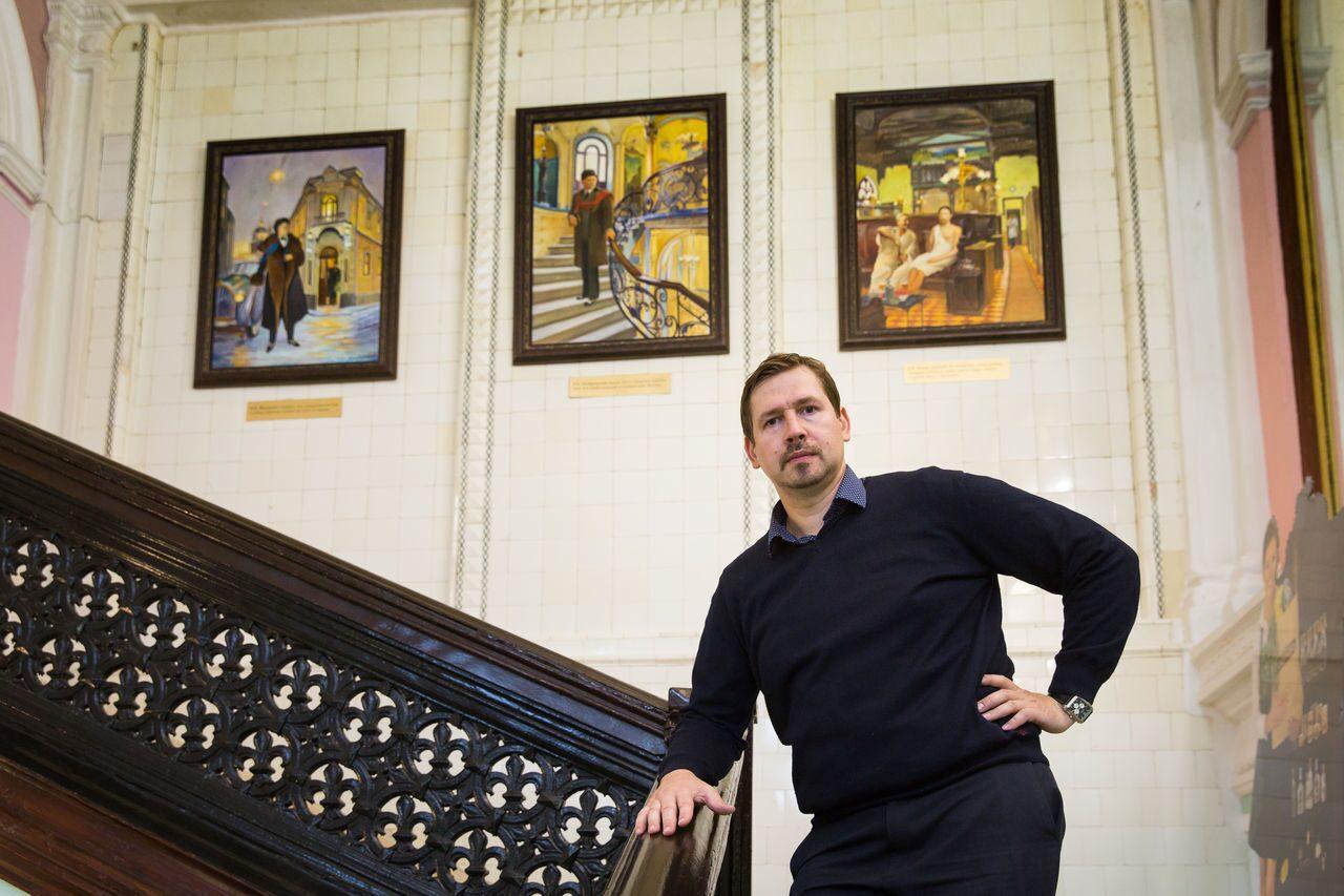 Портреты современных писателей для школы 8 фотография